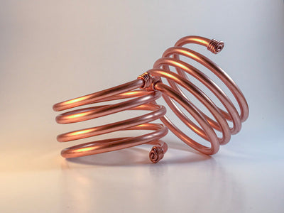 444 SPIRAL POWERCUFFS | ENERGY CONDUCTOR | SUPER COILS