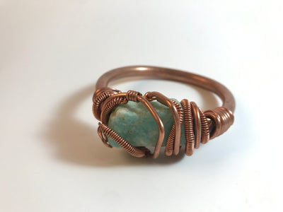AMAZONITE Flow Bracelet | I AM TRUTH