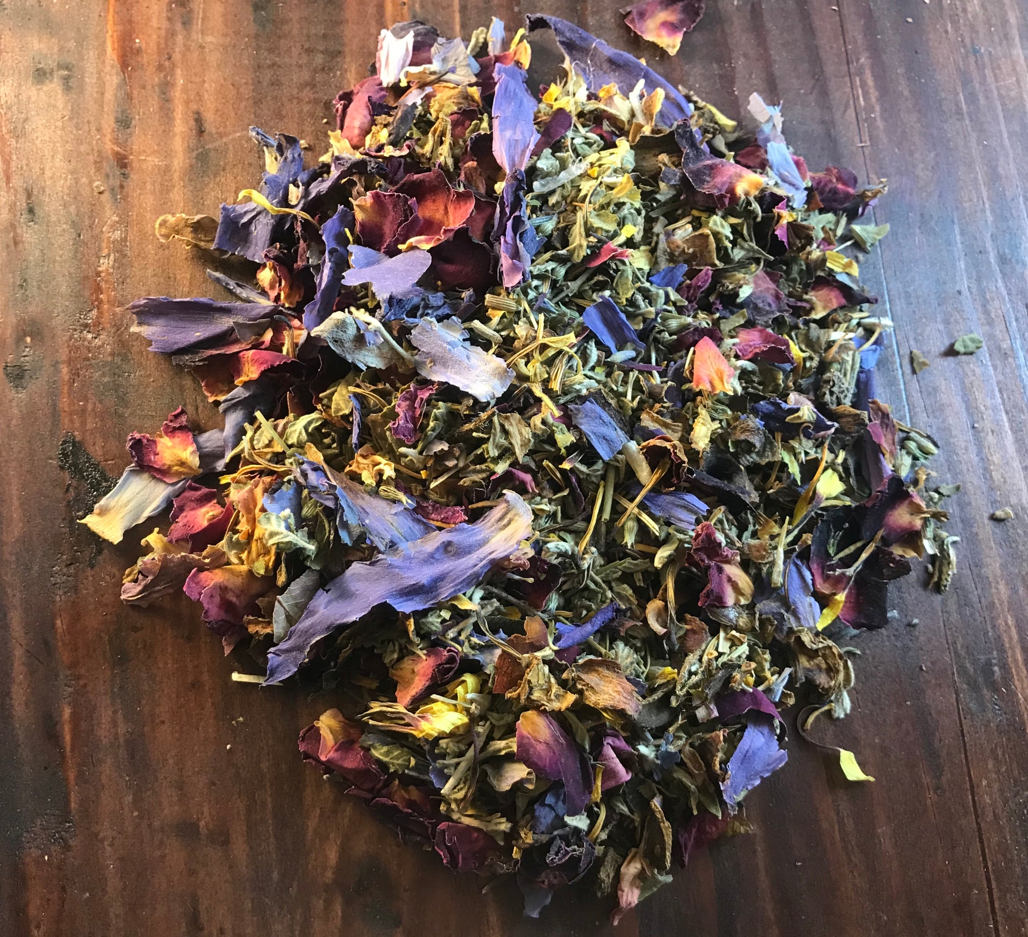 Shamanic Herbal Blend: KAMA SUTRA