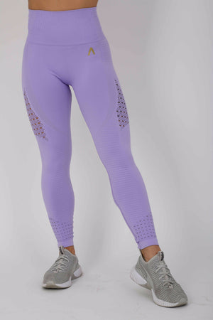 Flexi Leggings - Luxury Lilac