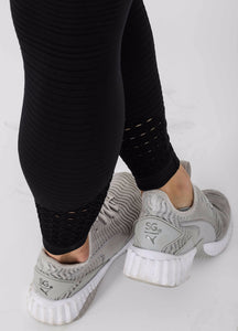 Flexi Leggings - Jet Black