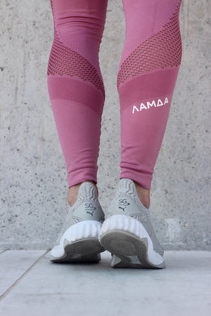 Pink Grapefruit - Balance Leggings