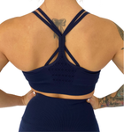 Navy Advance Sports Bra