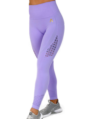 Flexi Leggings - Lilac