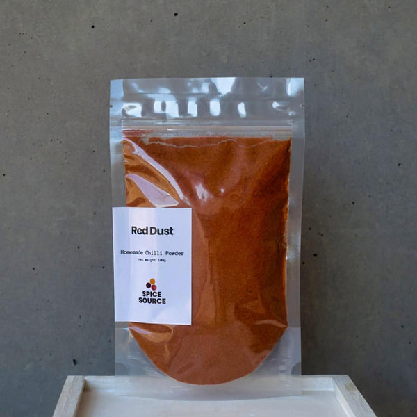 Red Dust: Homemade Chilli Powder - Spice Source
