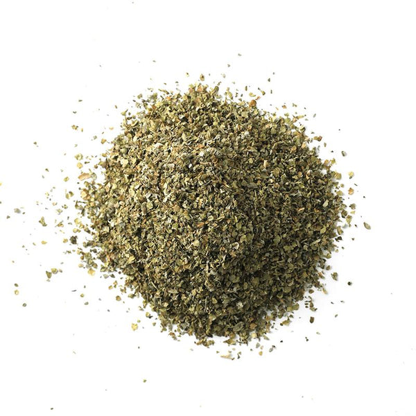 Marjoram Leaves, Rubbed - Spice Source