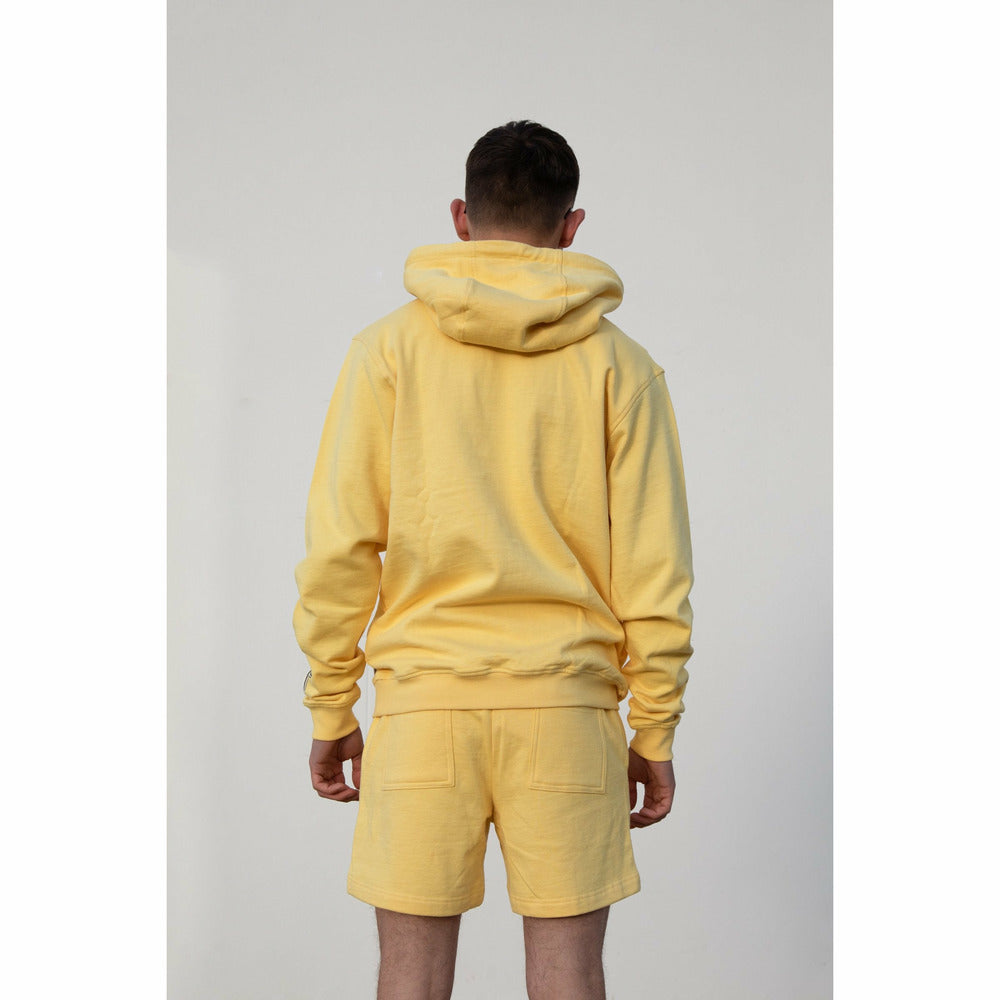 Capital Hoodie in Yellow - nowa.