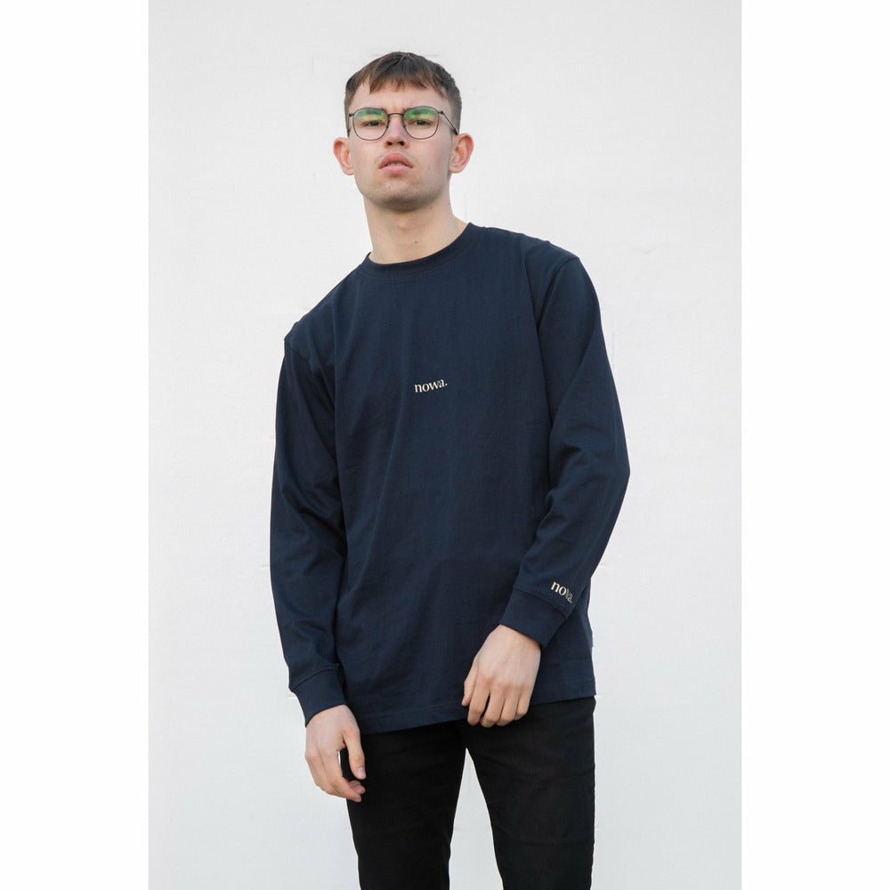 Box Long Sleeve t-shirt - nowa the label
