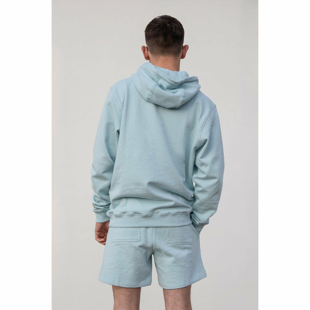Capital Hoodie in Blue - nowa.