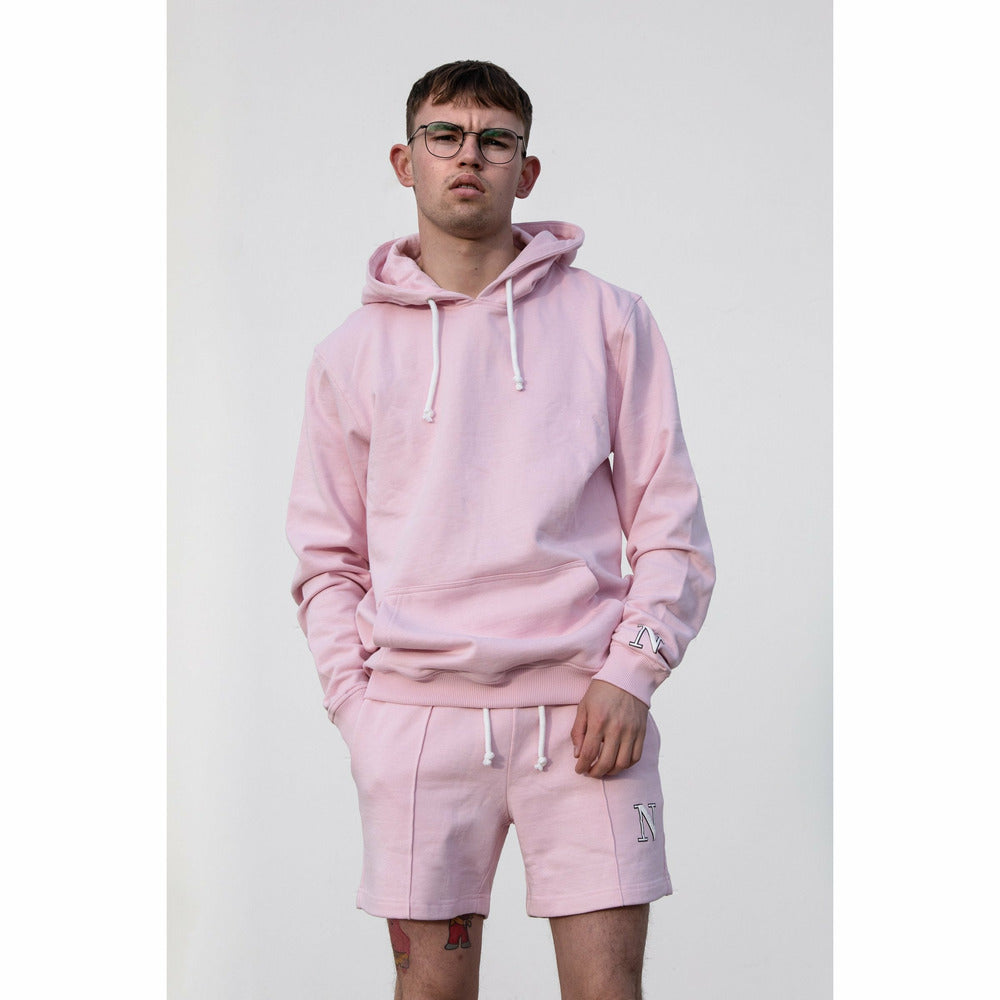 Capital Hoodie in Pink - nowa the label