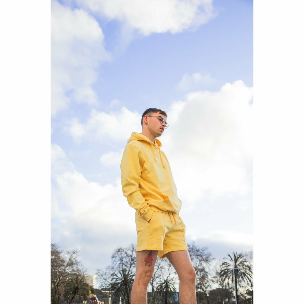 Capital Hoodie in Yellow - nowa the label