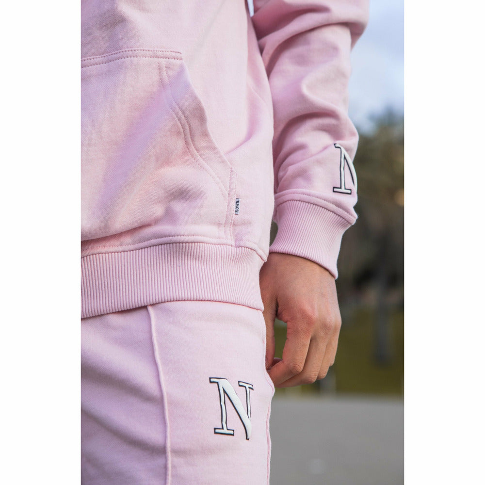 Capital Sweatshorts in Pink - nowa the label