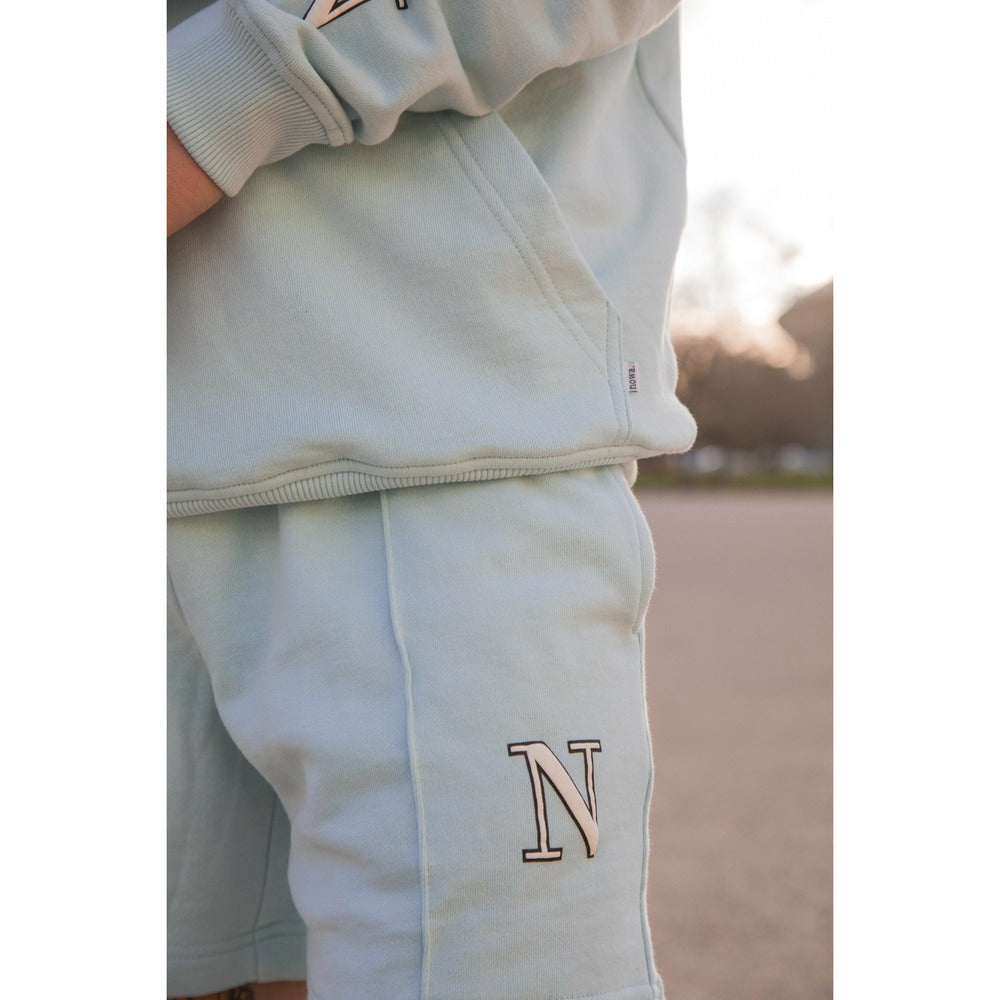 Capital Sweatshorts in Blue - nowa the label
