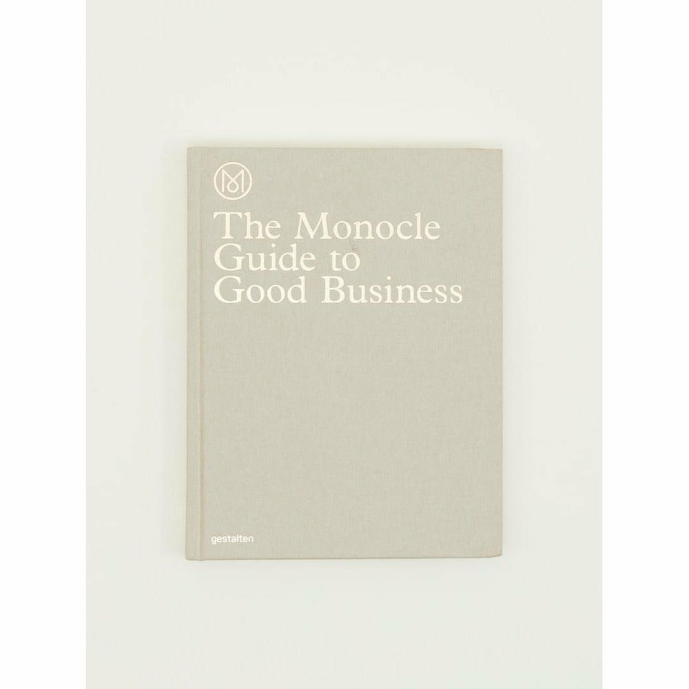 The Monocle Guide to Good Business - nowa the label