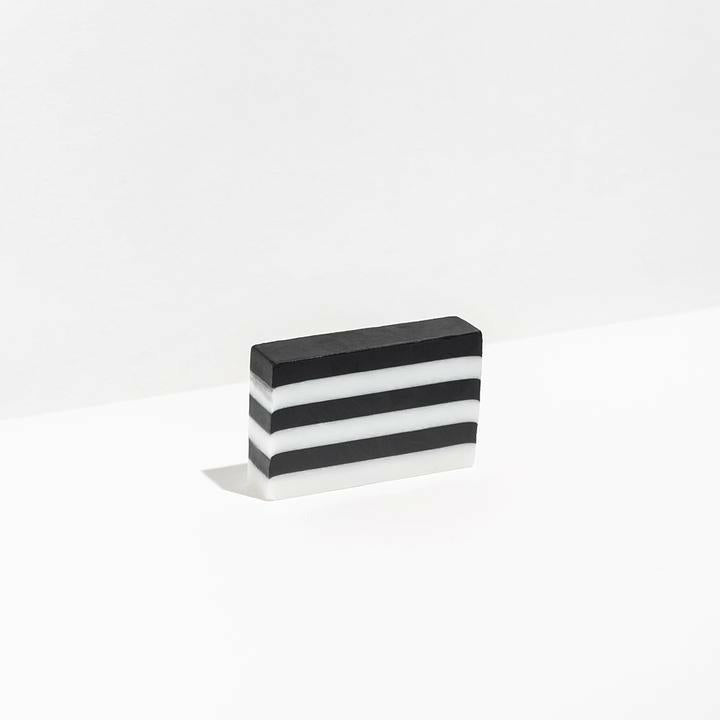 STRIPES SOAP TEAK + NEROLI