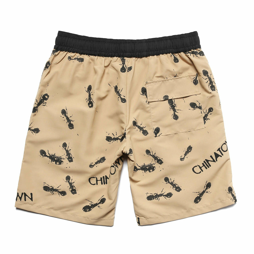 Brown Ants Shorts - nowa.