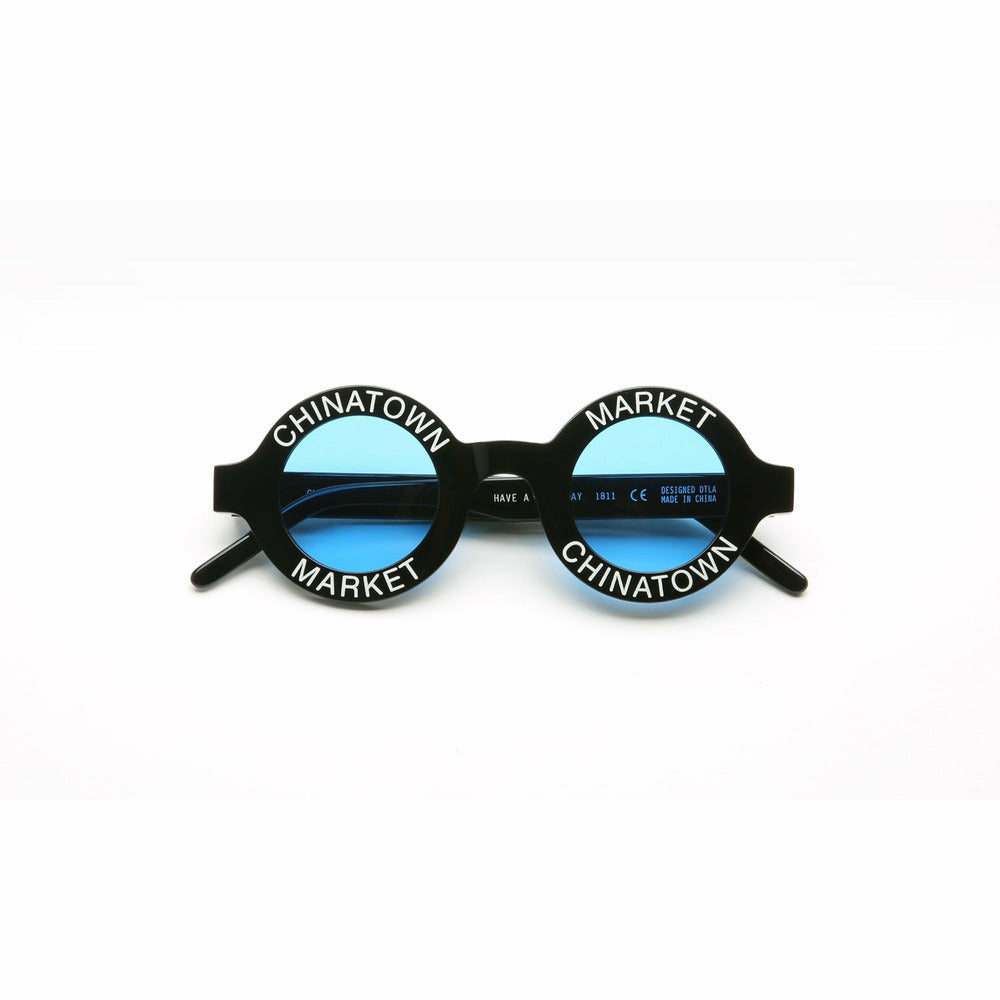 Chinatown Market x AKILA SUNGLASSES - Black - nowa the label