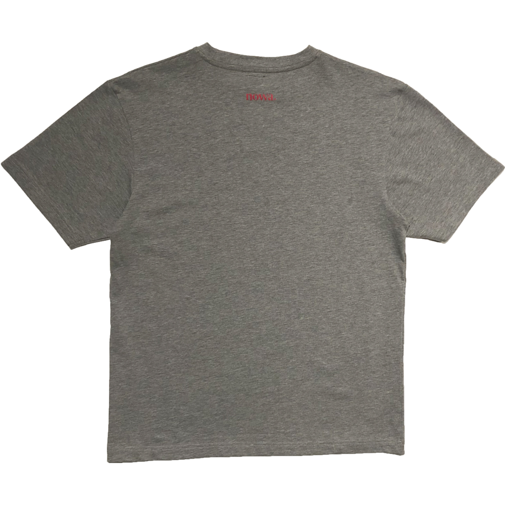 Takes us t-shirt - Grey - nowa.