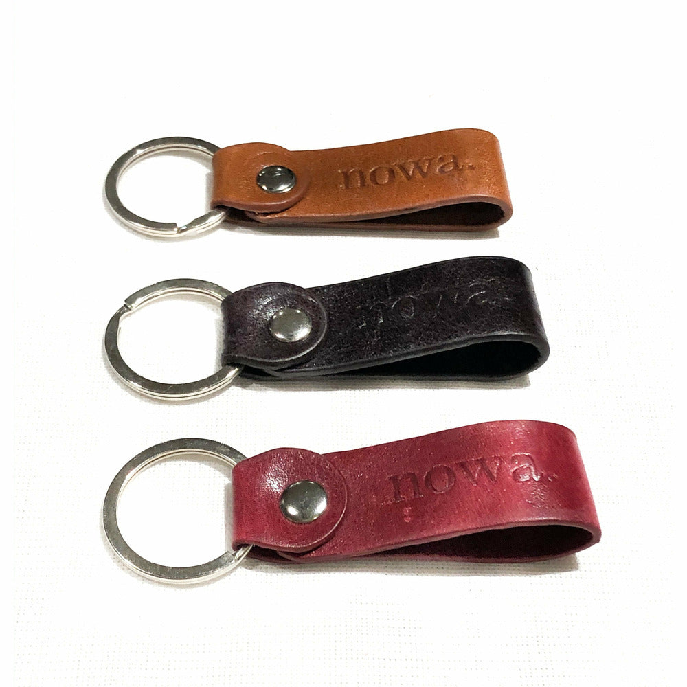 Belt Key Ring