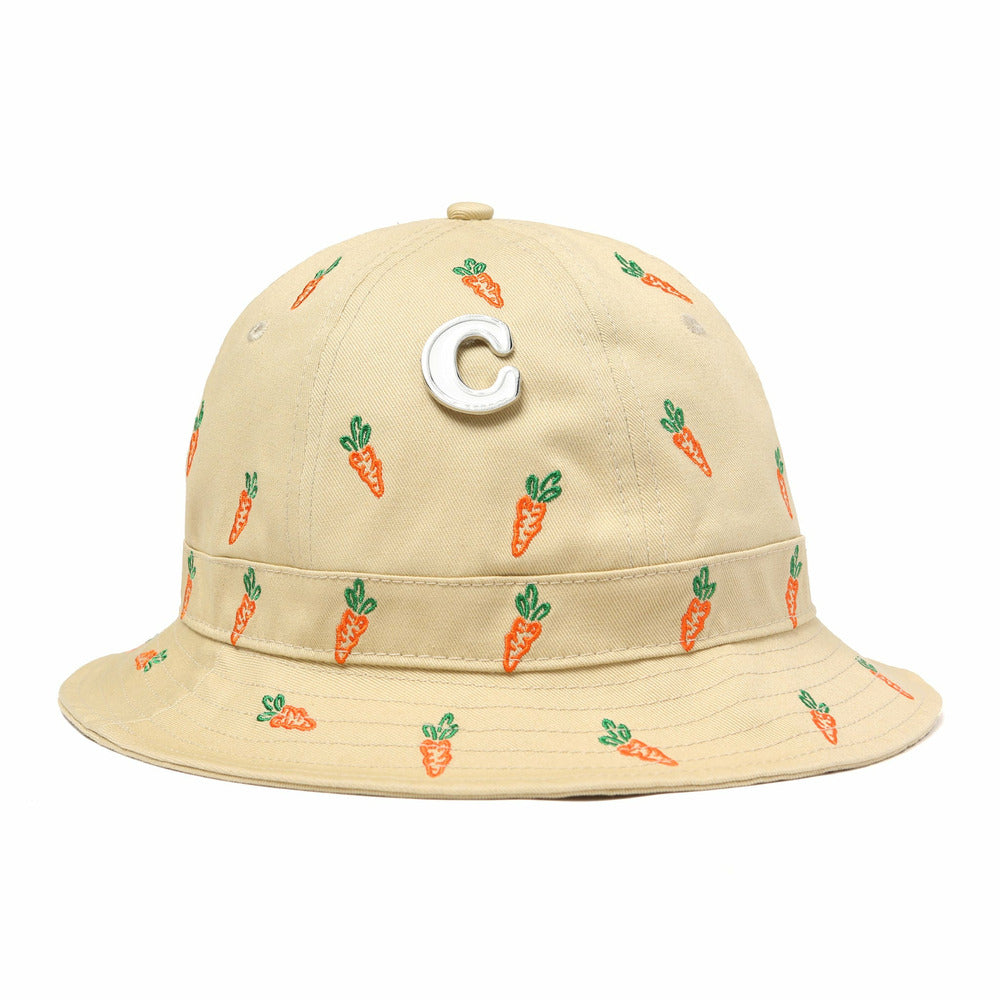 Bucket Hat X New Era - Cream - nowa.