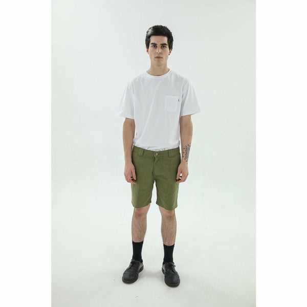 Yuri Chino Short - Army Green
