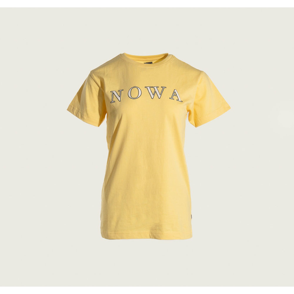 Block T-shirt in Yellow