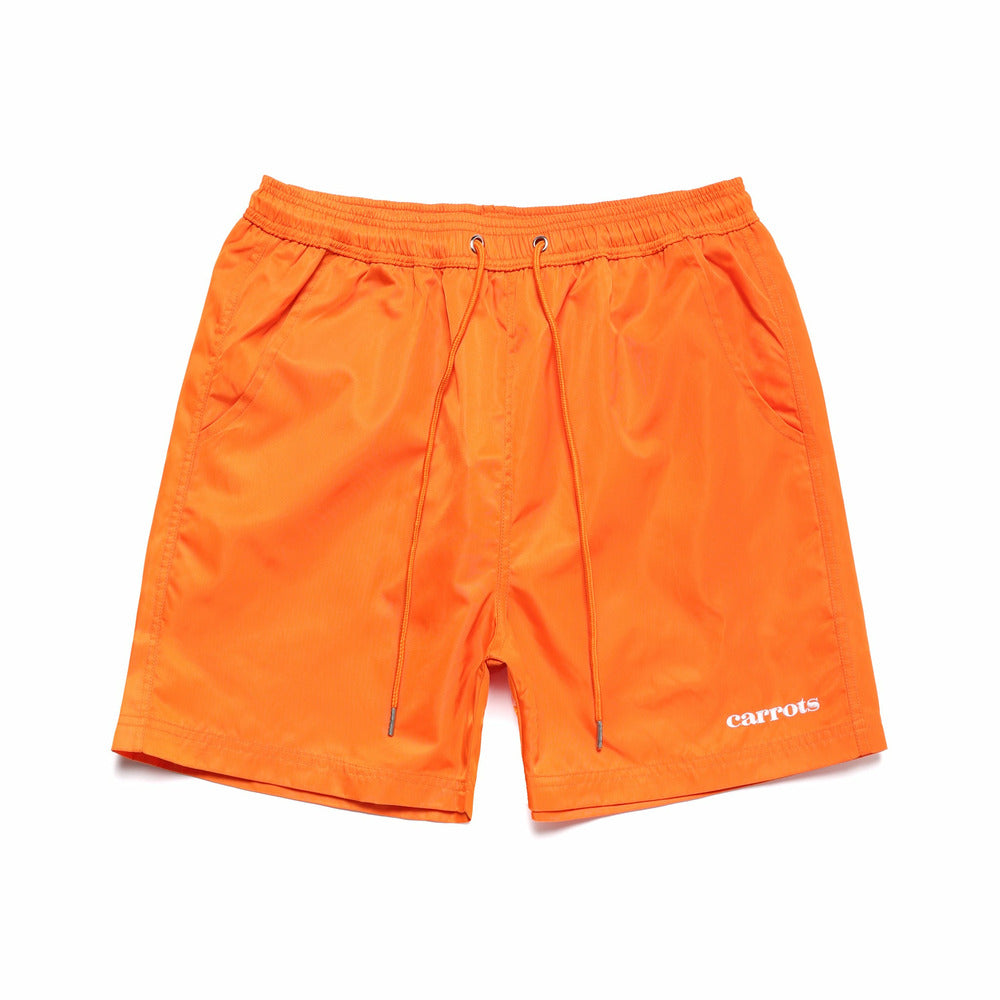 Carrots Nylon Shorts - Orange - nowa.