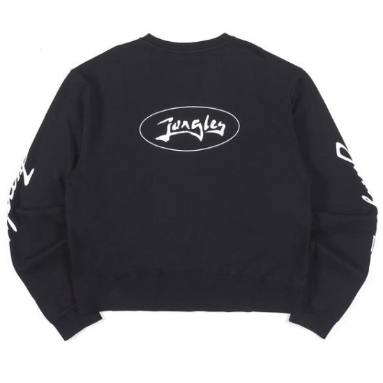 Logo Smash - Black Fleece