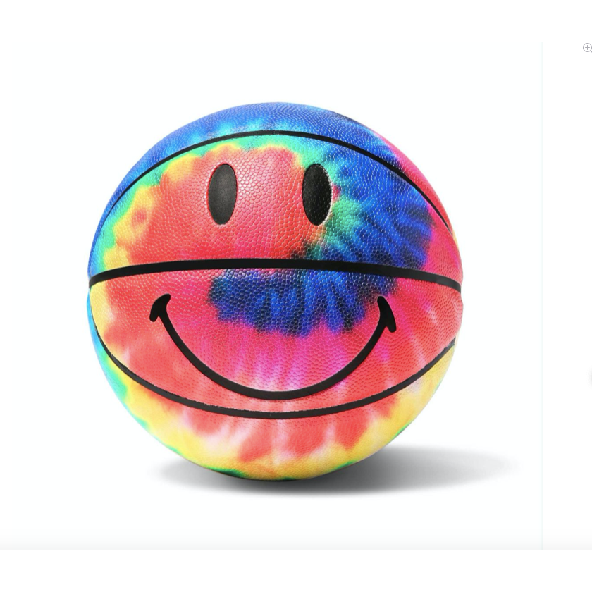 Smiley X CTM Tie Dye Basketball