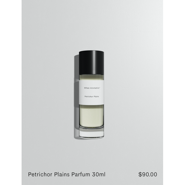 Petrichor Plains Parfume  30ml