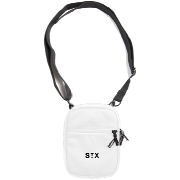 Shoulder Bag - White