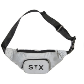 Reflective 3M Silver Bum Bag - nowa.
