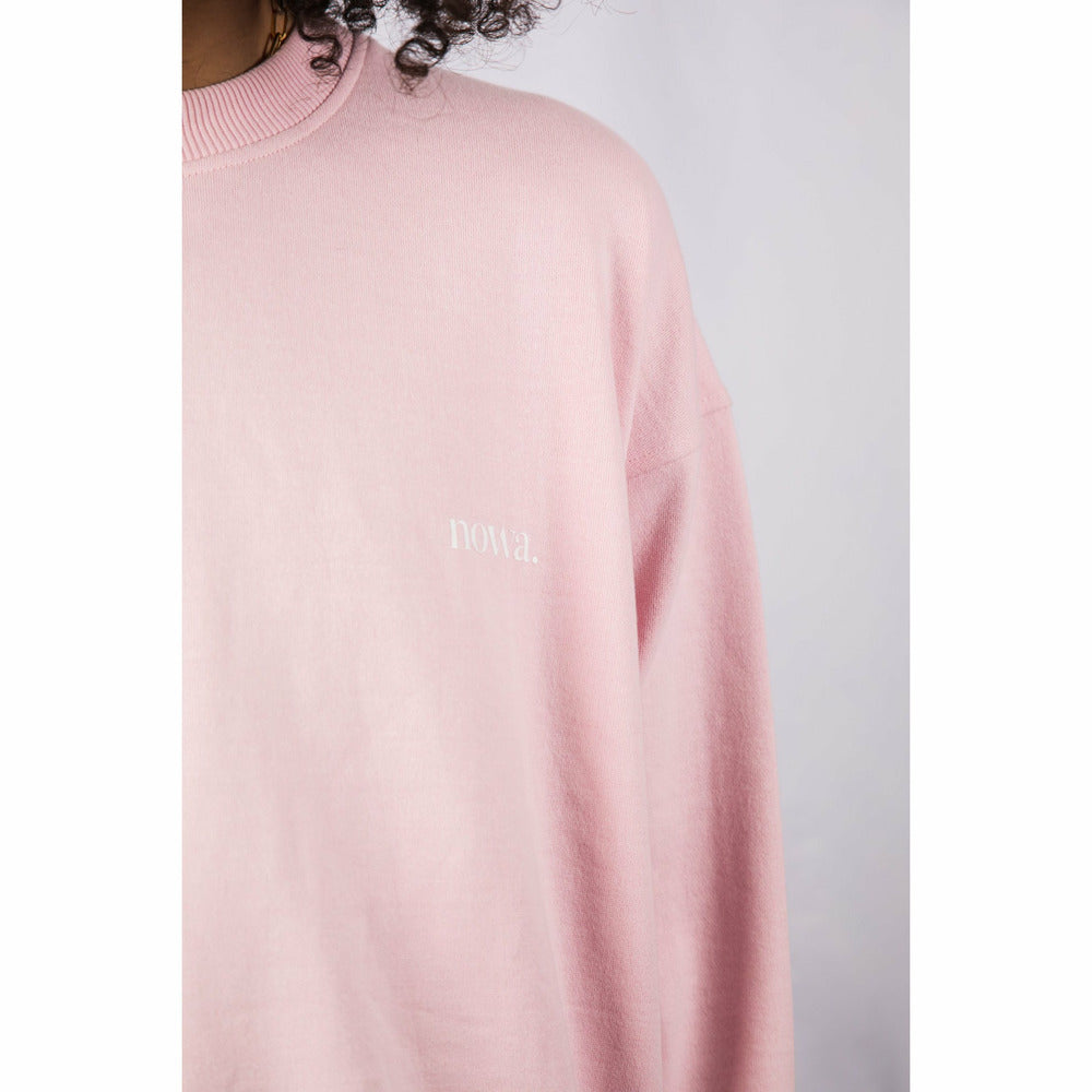 Logo Pullover - nowa the label