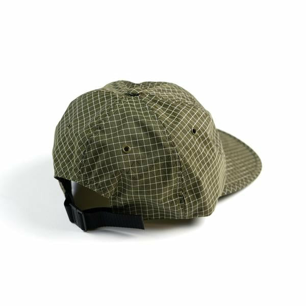 GRIDSTOP 6 PANEL - OLIVE - nowa the label