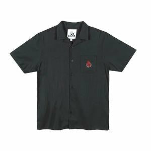Lucky Noodle Shirt - Black