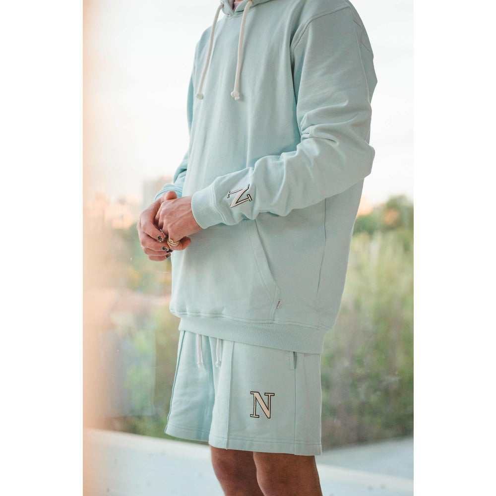Capital Hoodie in Blue