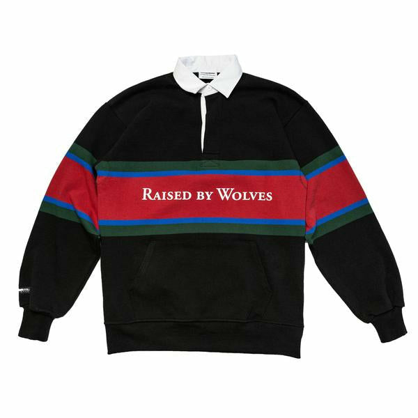 RBW / BARBARIAN RUGBY SWEATER - nowa.