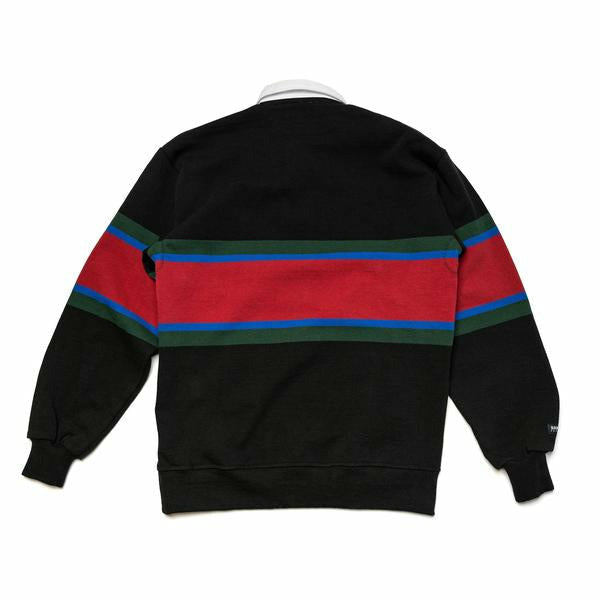 RBW / BARBARIAN RUGBY SWEATER
