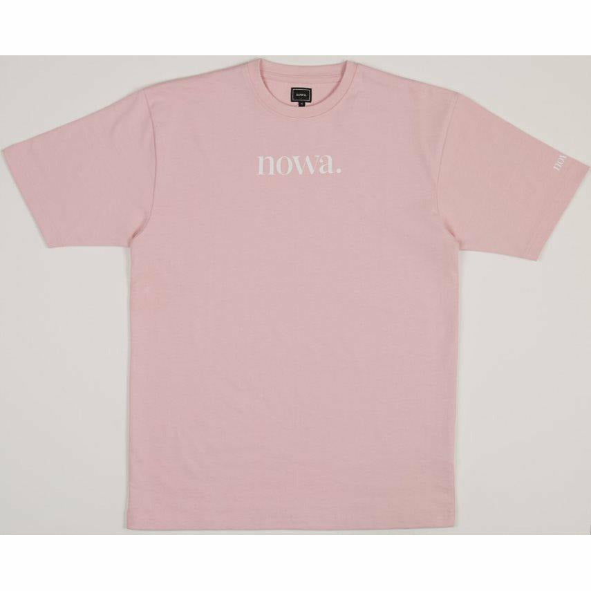 Staten t-shirt - Pink - nowa the label
