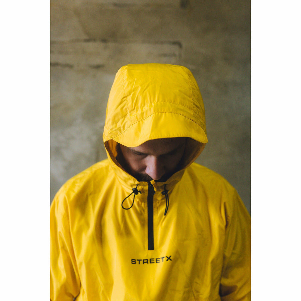 Tech Jacket - Yellow