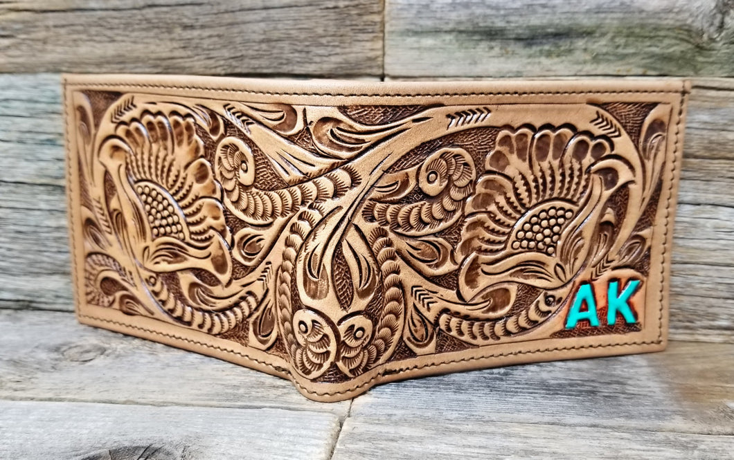 Custom Handcrafted Men's Wallet