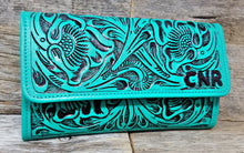 Custom Handcrafted Women's Wallet