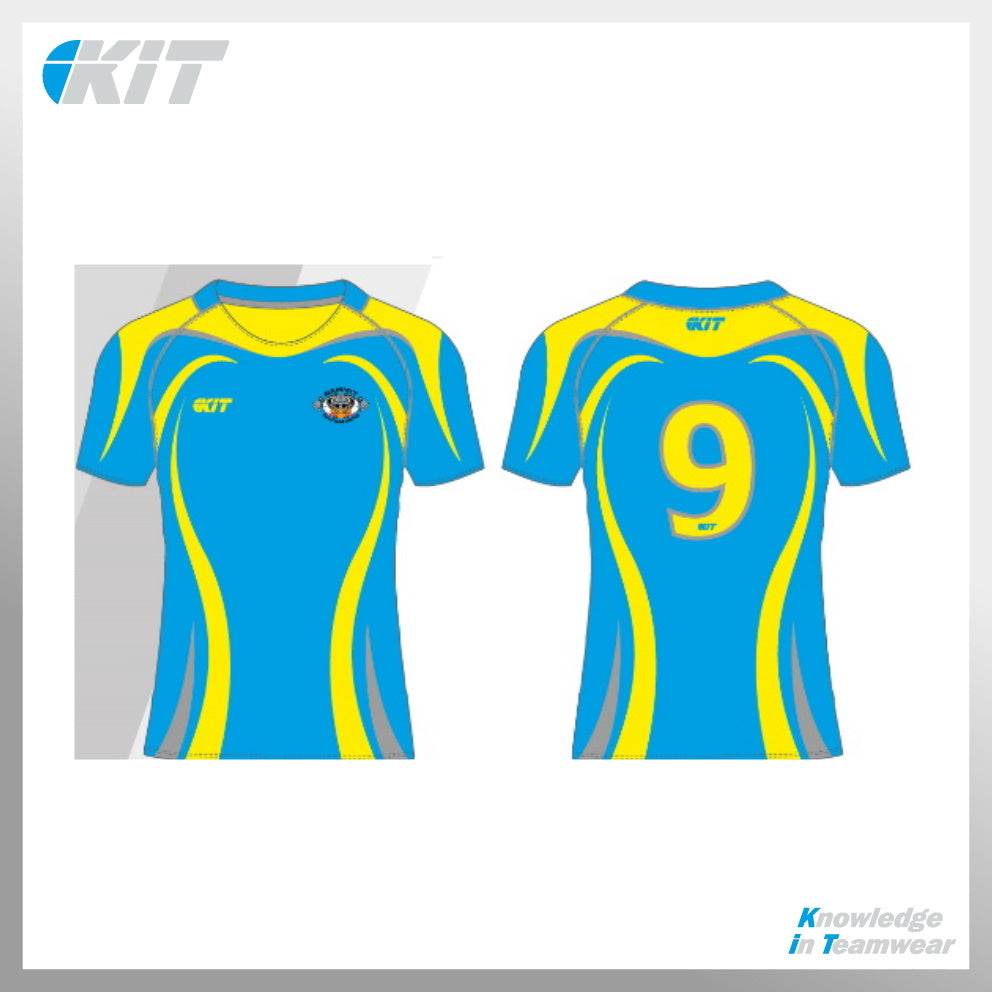 Rammit Barbarians Replica Jersey
