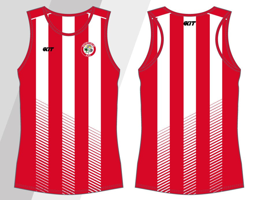 RAFC18 - Sublimated Training Vest
