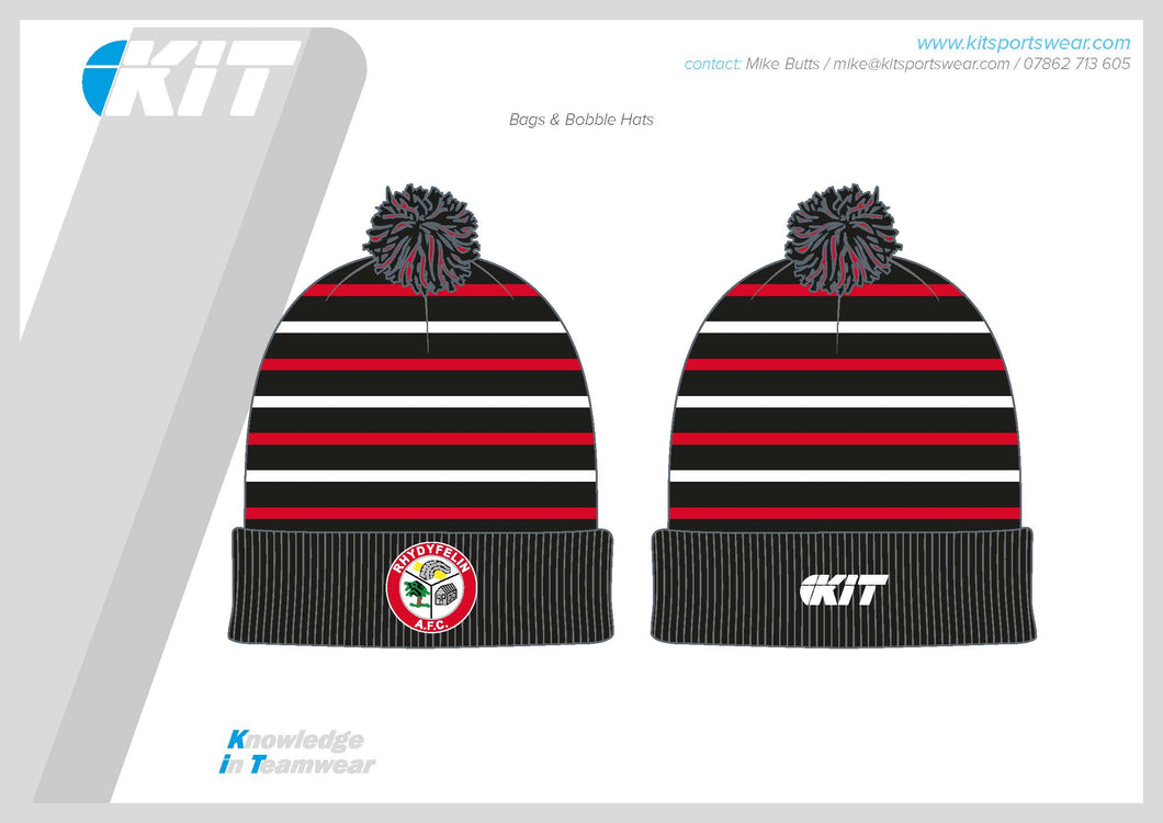 RAFC17 - Bobble Hat