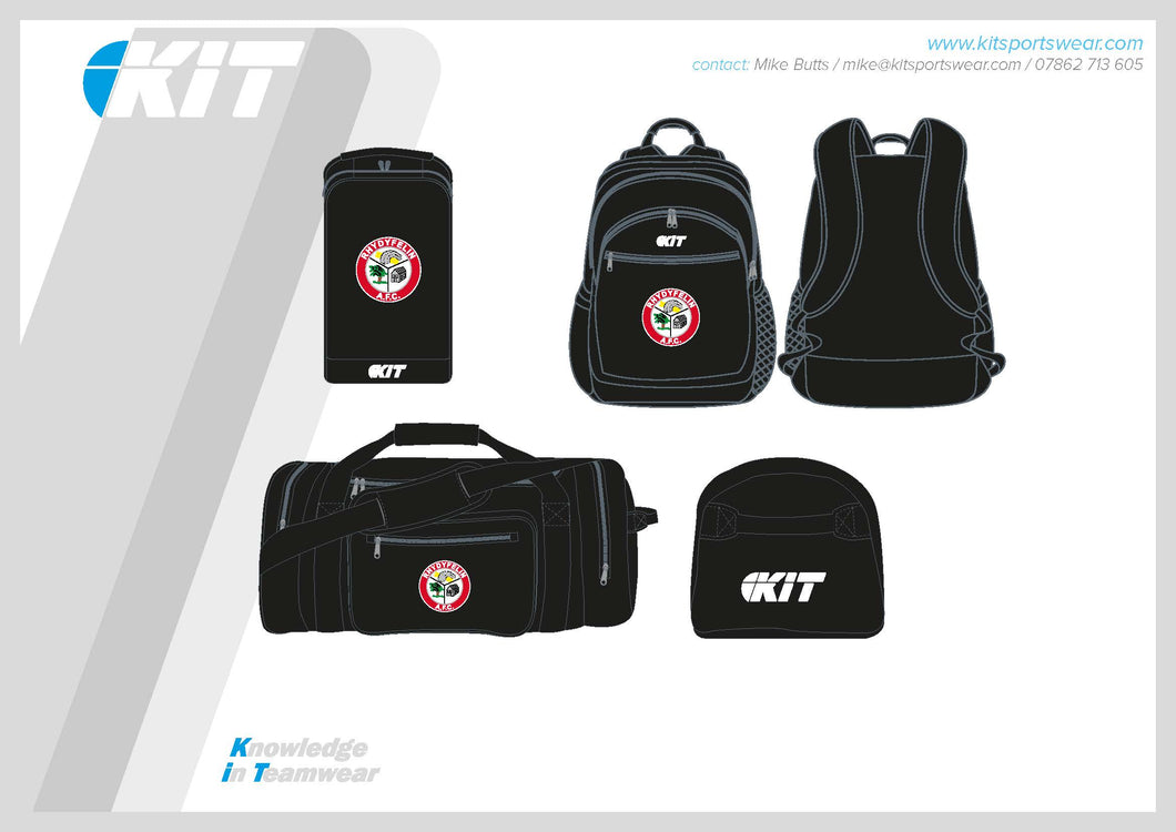 RAFC13 - Selection of Bag (Prices Vary)
