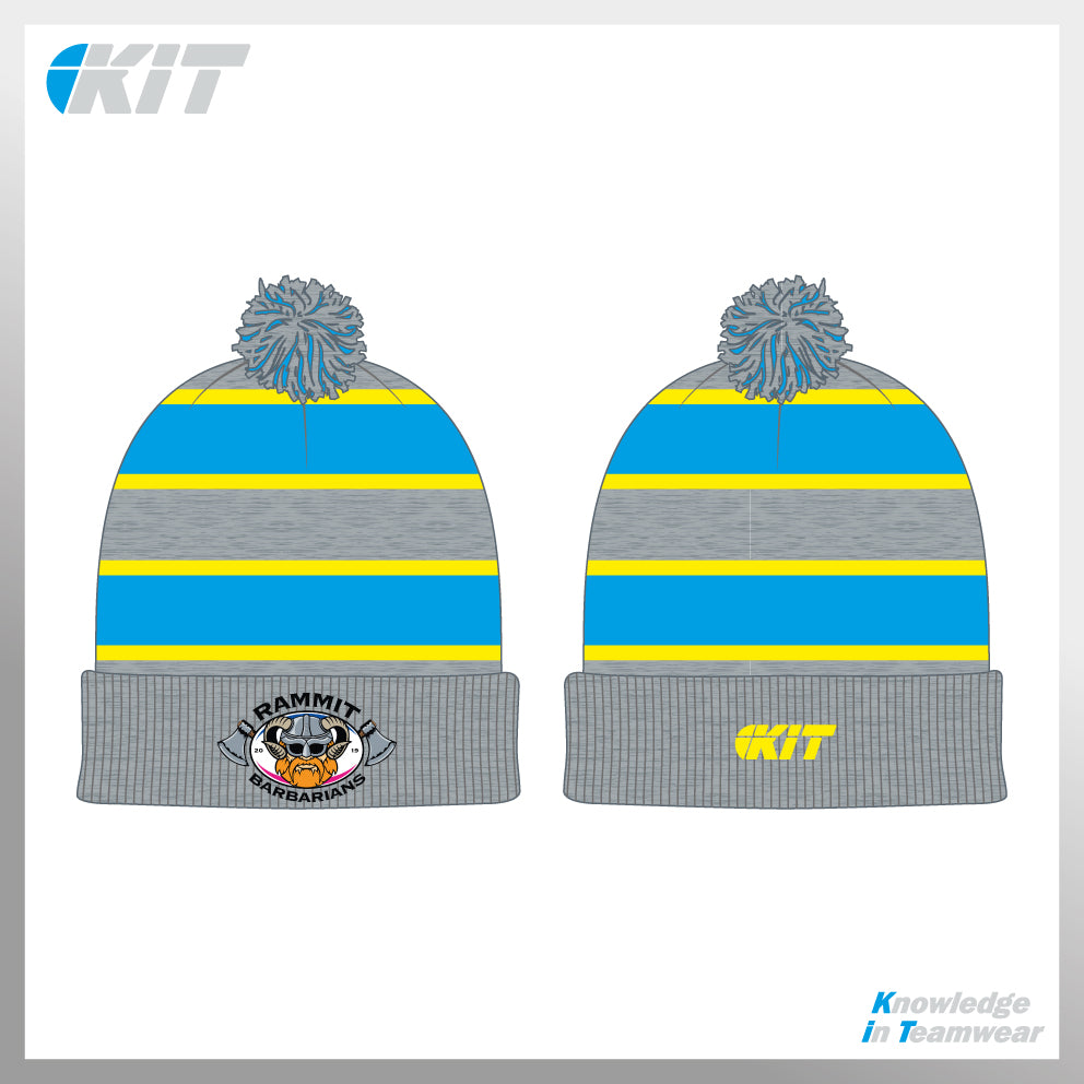 Rammit Barbarians Bobble Hat