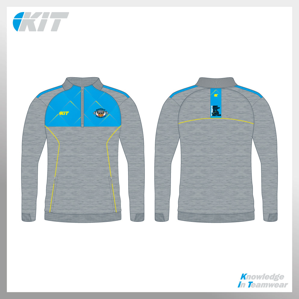 Rammit Barbarians Elite Quarter Zip