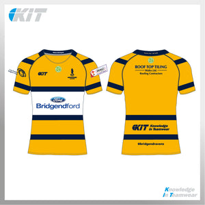 BRRFC - 02 ADULT AWAY REPLICA T-SHIRT