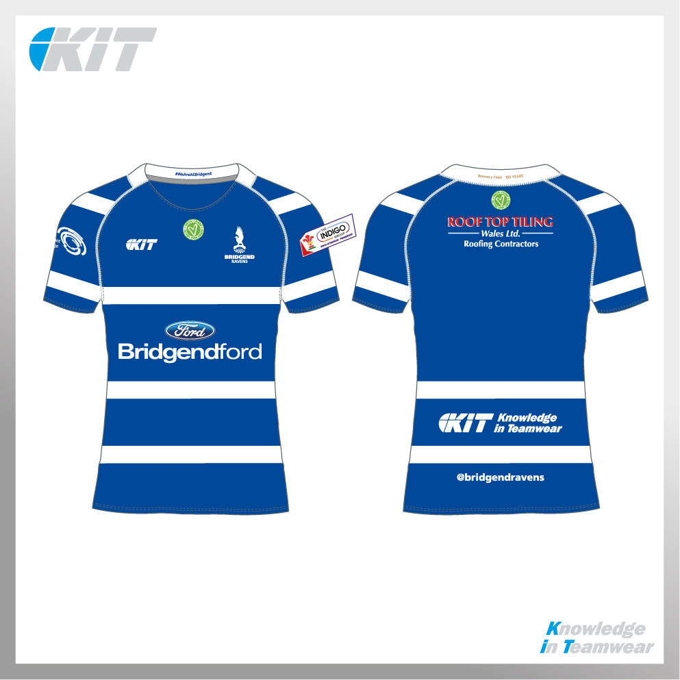 BRRFC - 04 JUNIOR HOME REPLICA T-SHIRT